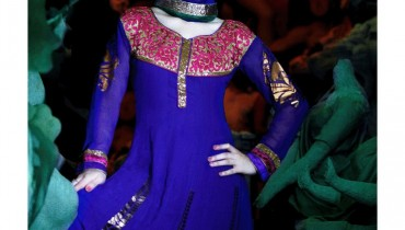 Latest Fashion Frock Collection for women 2012 1