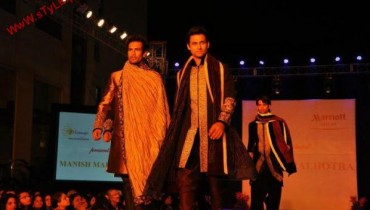Latest Manish Malhotra Bridal And Groom Collection 2012-001
