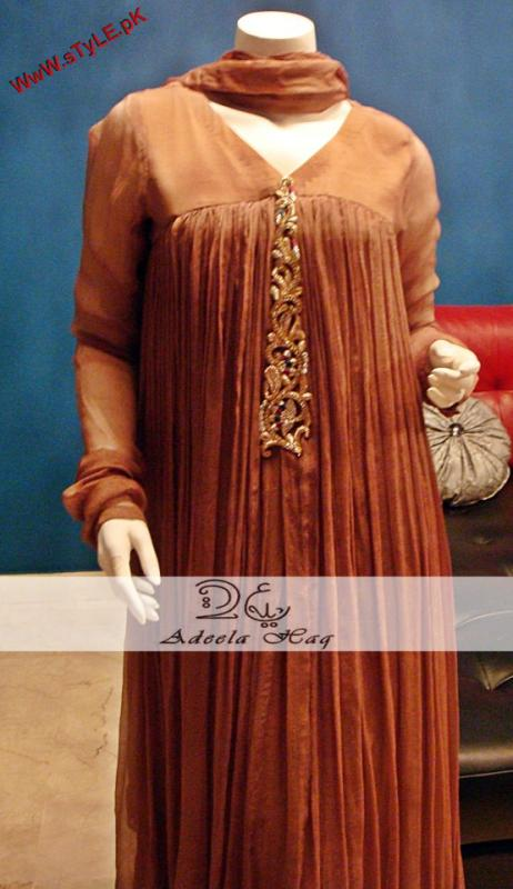 Latest Winter Collection By Adeela Haq For Women 2012-007