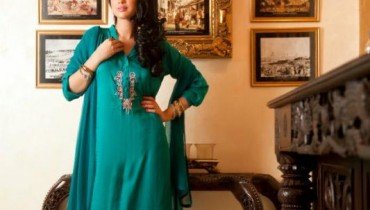 Latest Winter Collection By Samar Mehdi 2012-003