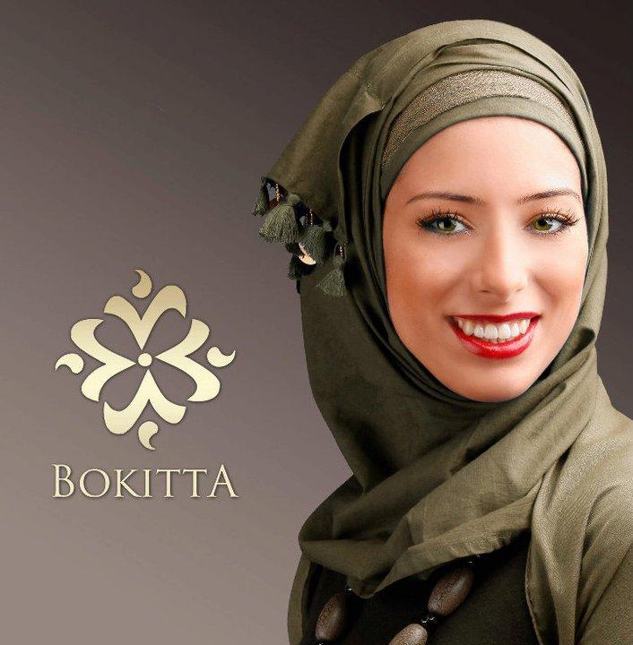 Latest fashion Matching Head Scarves 2012 by Bokitta 7 shawls scarfs  Head Scarves Fashion Style