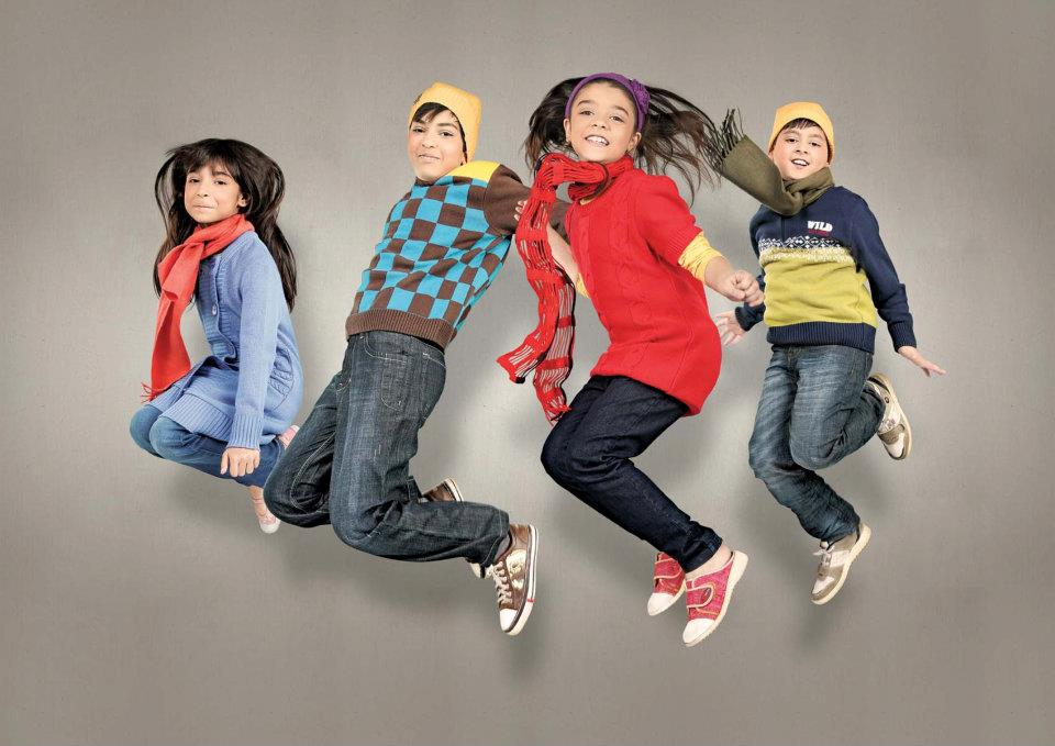 Latest pakistan children fashion clothes by leisure club winter