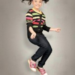 Leisure Club Crazy Coloured Cardigans Collection for Kids f