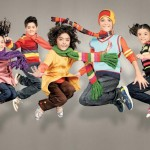 Leisure Club Crazy Coloured Cardigans Collection for Kids g