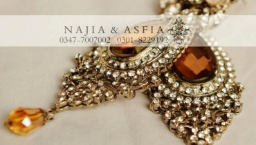 Maria B. Latest Semi-Precious Jewelery Collection 2012-002
