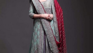 Nayna By Saman Arif Latest Bridal Wear 2012-005