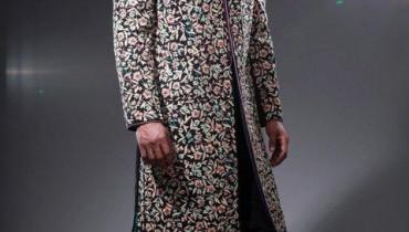 Arsalan & Yahseer Latest Groom Sherwani Collection 2012 1