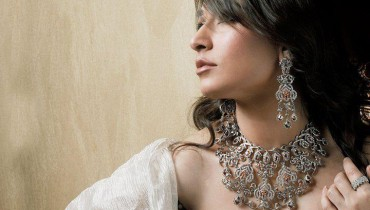Bridal jewellery collection for Reema khan by Hanif Jewellers 001
