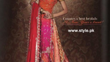 Country's Best Bridals 2012 by Top Pakistani Designers a