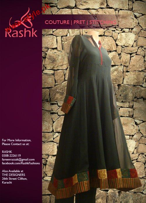 Latest Casual Wear By Rushk For Women 2012-003
