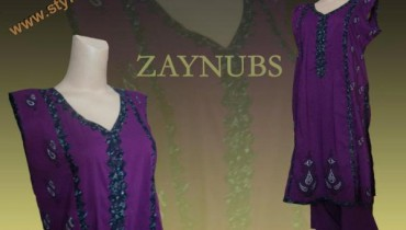 Latest Casual Wear By Zaynubs 2012-003