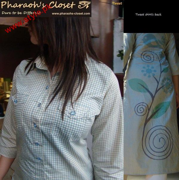 Latest Evening Wear By Pharaoh's Closet 2012-003