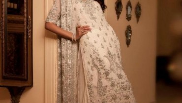 Latest Formal & Bridal Dresses 2012 by Maria B 1