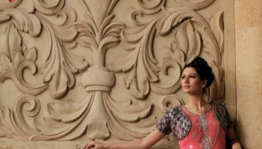 Latest Musnad Semi-Formal Wear Collection 2012-005