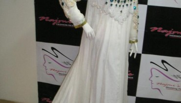 Latest Party Wear By Naj Collection 2012-003