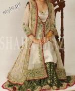 Latest fashion Walima dresses 2012 in Pakistan 10
