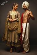 Latest fashion Walima dresses 2012 in Pakistan 16