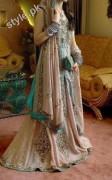 Latest fashion Walima dresses 2012 in Pakistan 18