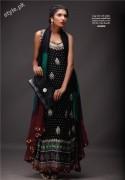 Latest fashion Walima dresses 2012 in Pakistan 2