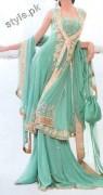 Latest fashion Walima dresses 2012 in Pakistan 7