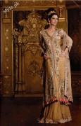 Latest fashion Walima dresses 2012 in Pakistan 8