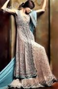 Latest fashion Walima dresses 2012 in Pakistan 9