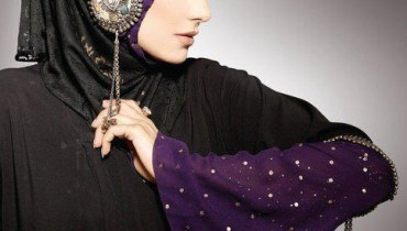 MeemSeen Latest Fashion Abayas for Women 2012 a