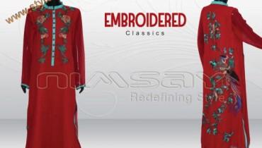 Nimsay Party Wear Dresses For Women 2012-006