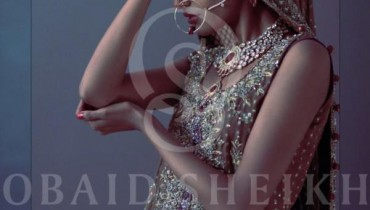 Obaid Sheikh Latest Bridal & Formal Collection 2012 1