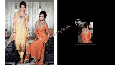 Party Wear Dresses For Women By Uzma Creation 2012-003