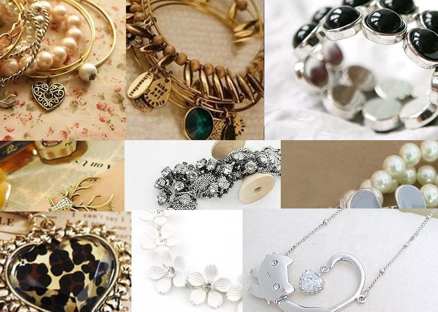 Pink Glitterx fashion accessories (4)