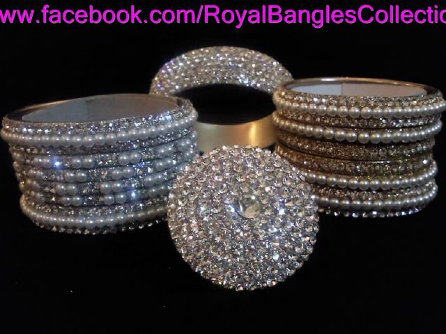 The Royal Bangles' Collection (6)