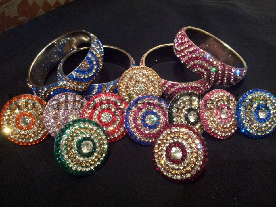 The Royal Bangles' Collection (5)