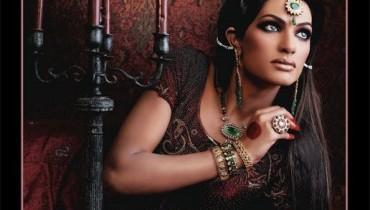 1. Latest bridal shoot by Athar Shahzad