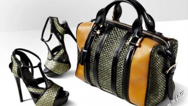 1. Latest spring summer 2012 accessories collection by Burberry