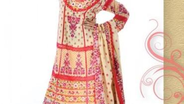 Al-Zohaib Textiles Lawn Dresses For Women 2012-005