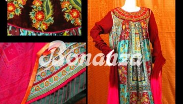 Bonanza New Arrivals Of Spring Collection 2012-003