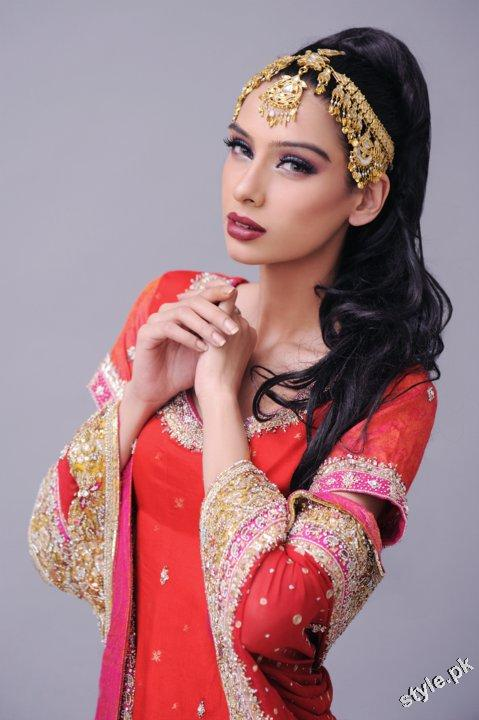 Dazzling New Bridal Collection by Abida's Boutique 1