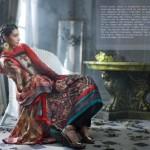 Firdous Fashion Lawn Summer MagazineCatalog 2012 15