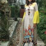 Firdous Fashion Lawn Summer MagazineCatalog 2012 20
