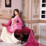 Firdous Fashion Lawn Summer MagazineCatalog 2012 3