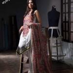 Firdous Fashion Lawn Summer MagazineCatalog 2012 7