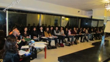 Grooming and Modelling Class by HSY [F]