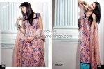 Gul Ahmed Chiffon Summer Collection 2012 for Girls 12