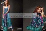 Gul Ahmed Chiffon Summer Collection 2012 for Girls 16