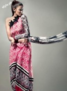Gul Ahmed Chiffon Summer Collection 2012 for Girls 2