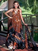 Gul Ahmed Chiffon Summer Collection 2012 for Girls 3