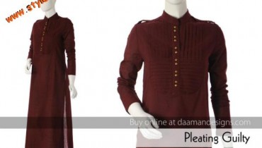 Latest Casual Wear Collection For Women By Daaman 2012-004