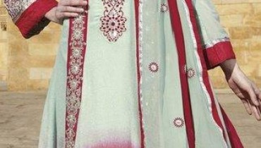 Latest Desi Couture Boutique Embroidered Party Wear 2012-006