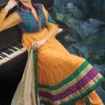 Latest Fashion Anarkali Frocks 2012 for Women 10